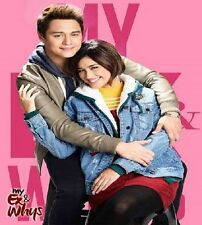 MY EX AND WHYS LIZA SOBERANO ENRIQUE GIL TAGALOG ENGLISH SUB - NEW RELEASE DVD