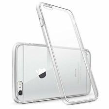 For iPhone 8 Case Shock Proof Crystal Clear Soft Silicone Gel Cover Slim
