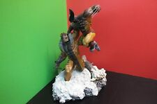 Wolverine vs Sabertooth #893/1000 Slidershow Statue