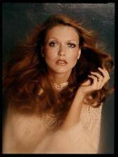 Susan Blakely à Couper le Souffle Sultry Glamour Portrait Original 5x4