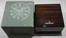Audemars Piguet 15400ST Wood Watch Presentation box EV700014 - Tag - Steel Link