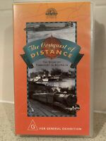 The Conquest Of Distance VHS Documentary The Story Of Transport In Australia