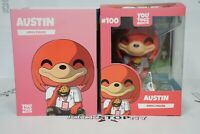 Youtooz Austin #100 Vinyl Figure 500 Limited Edition IN HAND Fast Shipping