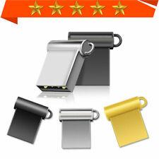 USB 2.0 Flash Micro Pendrive Memory Stick Mini Thumb Drive Metal 1MB-64GB lot
