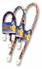 Aspen Pet Booda Comfy Perch Multicolor 14in Medium Bird Toy