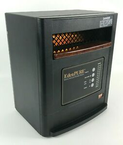EdenPure GEN 4 A4887 Heater - No remote - Tested and working - Plz Read