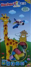 Fischer tip Box XM Giraffe aus Kartoffelstärke und Lebensmittelfarbe