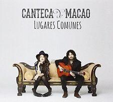 Canteca de Macao - Lugares Comunes [New CD] Spain - Import