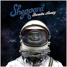 Sheppard - Bombs Away - New CD Album includes No 1 Hit Geronimo