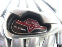 Used CALLAWAY 2006 Big Bertha 6-PW,AW IRONS IRON Set Graphite 75 R-Flex