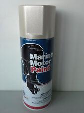 Marine Farbspray grau metallic geeignet für Honda Aussenborder 400 ml bis 2012