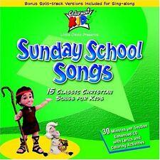 Cedarmont Kids - Classics: Sunday School Songs [New CD]