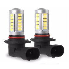 9005 HB3 33SMD LED Auto Car Driving Fog Light Headlight Bulb Lamp 6000K