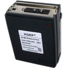 HQRP Battery for Icom BP-8 CM-8 A2 A20 A21 M2 M5 M11 M12 Two Way Radio