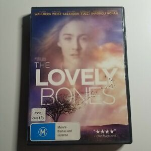 The Lovely Bones | DVD | Mark Wahlberg, Saoirse Ronan, Stanley Tucci | Mystery