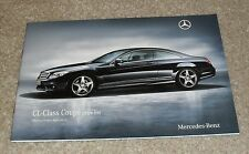 Mercedes CL Coupe Price List Brochure 2010 - CL500 CL63 AMG CL65 AMG