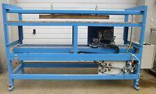 Kappsäge pneumatischer Vorschub 1600 mm Unterflursäge Langschnittsäge Säge 5,5kw