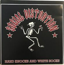 Social Distortion Hard Knocks And White Socks Lp Rare