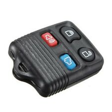 1X NEW 4 key remote control shell clicker key fob Case shell button pad For Ford