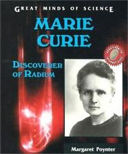 Marie Curie: Discoverer of Radium (Great Minds of Science)-ExLibrary
