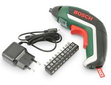 Mini Akkuschrauber Bosch IXO V mit Bits-USB,Licht,Akku,Batteriestatusanzeige,Neu