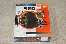 Red Ghost by Empire  (PC, 1995) - PC CDRom Game New Sealed