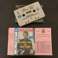 BOB DYLAN - ANOTHER SIDE OF BOB DYLAN (RARE SAUDI CASSETTE TAPE) 747 7031