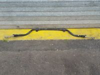 JAGUAR S TYPE 2.7 TD 2007 COMPLETE FRONT ANTI ROLL SWAY BAR