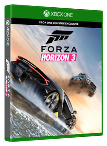 Forza Horizon 3 Xbox One Video Game Fast Delivery!