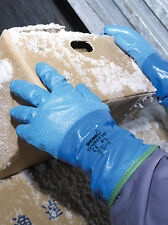 10 x Pairs Showa 282 TEMRES Gloves - Waterproof Breathable Insulated - Thermal