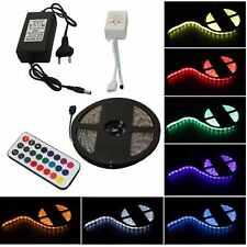 Lichtstreifen Lichterkette mit LED wasserdicht 5 m mit SMD 5050 x 60 LEDs / m