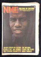 NME 20 November 1982 Eddy Grant Higsons Black Flag Jah Wobble Tears for Fears