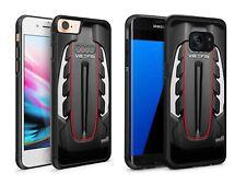 Rendimiento Audi V8 S line alemán Teléfono Estuche Cubierta para iPhone/Samsung