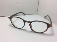 537fb9b6e45 LizClaiborne Eyeglasses FRAMES Horn Rim Tortoise 47  16 135