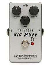 New Electro-Harmonix EHX Triangle Big Muff Pi Distortion/Sustainer Pedal!