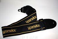 WARWICK NB1CE Warwick Logo Strap Warwick logo strap Bass Guitar From Japan