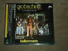Grobschnitt Ballermann with Japanese inserts & OBI