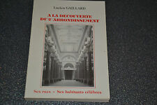 A la decouverte du 2eme arrondissement/paris/lucien Gaillard/streets capita