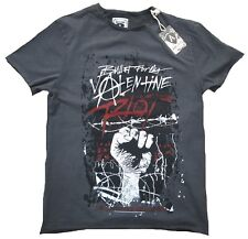 AMPLIFIED Off.BULLET FOR MY VALENTINE Riot Rock Star Vintage T-Shirt g.S 46/48
