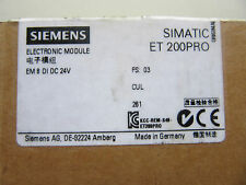 Siemens Simatic 6ES7 141-4BF00-0AA0 Electronic Module NEW!!! in Factory Box