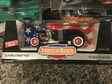 1995 American Muscle 1:18 '32 Ford Street Rod Die-cast - Collector's Edition