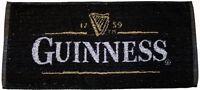 Guinness Cotton Bar Towel  525mm x 250mm  (pp)   **MULTI BUY OFFER**