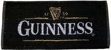 Guinness Cotton Bar Towel  525mm x 250mm  (pp)   **MULTI BUY OFFER**