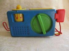 Vintage Playskool CB Radio - Music Box