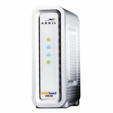 ARRIS - SURFboard 32 x 8 DOCSIS 3.1 SB8200 Cable Modem - White