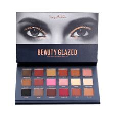 Cosmetic Matte Eyeshadow Cream Eye Shadow Makeup Palette Shimmer Set 18 Colors