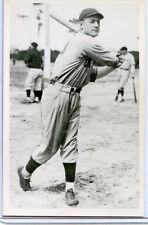 Old Baseball Photo Postcard Dana Prince