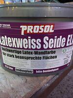 12,5 Prosol Latexseide ELF Farbton Siehe Offenes Gebinde Restposten 4