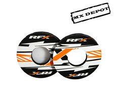 RFX X ORANGE GRIP HANDLEBAR ANTI BLISTER DONUTS KTM EXC 150 250 300 2020 - 2022