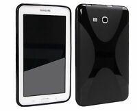 Étui pour Samsung Galaxy Tab A 7.0 Pouces SM-T280 SM-T285 en Silicone Gel Coque